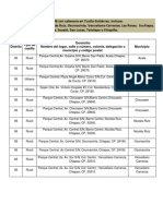 Consulta Infantil y Juvenil 2012 Distrito 06 Tuxtla