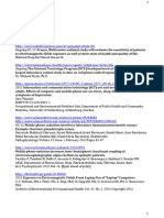 EMF/RF Significant Events 2011 - 2012
