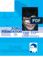 Zorig Foundation The 10th Anniversary