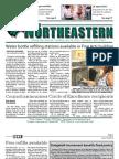 The Northeastern - April 24, 2012
