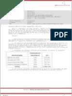 DS 3-2012 MINREL, fondos actividades antárticas