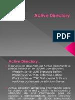 Introduccion a Active Directory