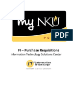 FI Purchase Requisitions R1!5!27
