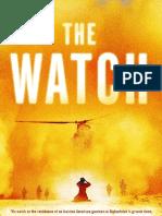 May Author Q&A - Joydeep Roy-Bhattacharya, author of The Watch