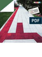 cartilha para o projeto calçada legal da prefeitura de serra