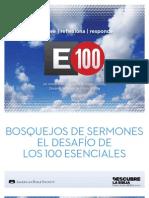 100 Bosquejos de La Biblia