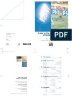 Philips Guide to the Artificial Lighting of Football Pitches