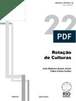 rotação de culturas