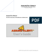 Assure-Alert Users Guide