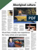 Namatjira Review by Damita Lamont