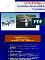 Aeromedicina en Power Point 2011-12