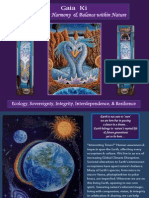 Gaia Ki - Earth and Self Ki - Harmony & Balance