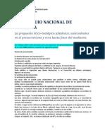 Pautas IV Coloquio Filosofía - UNRC