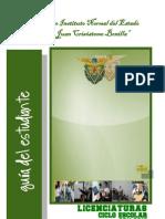 Guia Del Estudiante 2011-2012