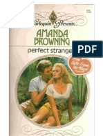 Amanda Browning - Perfect Strangers