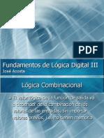 Unidad 2 - Fundamentos de Logica Digital 3