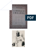 As Mirongas de Umbanda Dyron Freitas e Tancredo Pinto