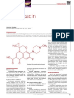 Farmakologi Levofloxacin