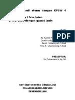 Case Report Dr Zul Fixi