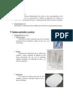 Informe de Quimica 1 f
