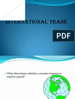 International Trade Ppt @ Bec Doms Bagalkot