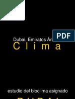 impresión de clima
