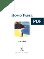 Frisch Max - Homo Faber