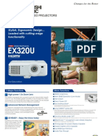 Brochure EX320U