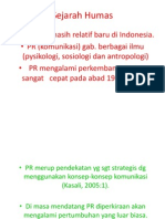 Modul 1, Sejarah PR Final Color