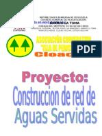 PROYECTO CONSTRUCIÓN DE CLOACAS