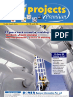 Recorder of New Projects Premium Weekly 1-7 April 2012