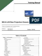 KDF-E42A10_E50A10 Ch.mix-5 (Training Manual)