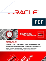 Advanced Performance Tips for Oracle E-Business Suite