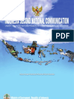 Indonesa Second National Communication