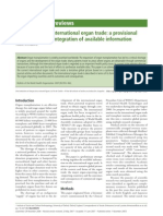 Public Health Review Wto Organ Trans Bulletin