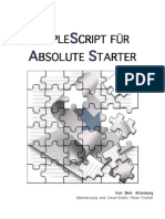 AppleScript Für Absolute Starter