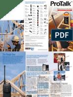 Kenwood TK-2100 TK-3100 Brochure