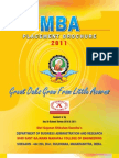 MBA Final 2011-12