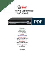 Qsd9004v r008rtc Manual
