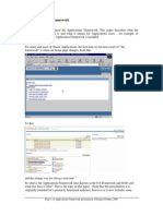 OA Framework JD Wp