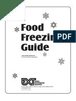 Food Freezing Guide