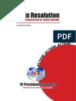 VI Presidential Council_Main Resolution_EN