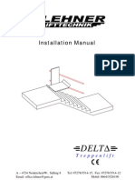 Delta - Installation Manual
