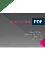 Power Point Presentation of.net