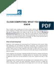 ELC Cloud Computing Guide