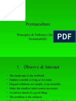 Permaculture Principles and Pathways Beyond Sustainabilty