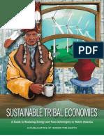 Sustainable Tribal Economies