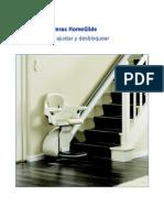 HomeGlide Manual de Instalacion