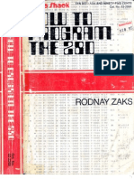 Programming the z80 Rodnay Zacks (3rd Edition)