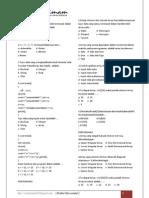 Latihan Soal Struktur Data Semester2